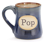 Pop Message Porcelain Mug