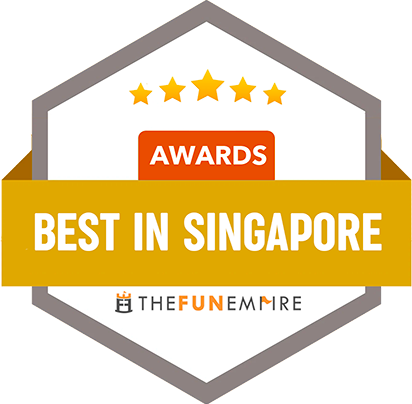 BEST IN SINGAPORE AWARDS by THEFUNEMPIRE