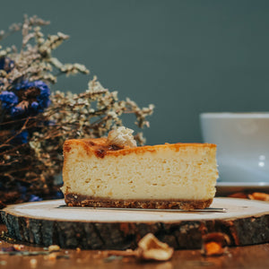 Forage Cheesecake