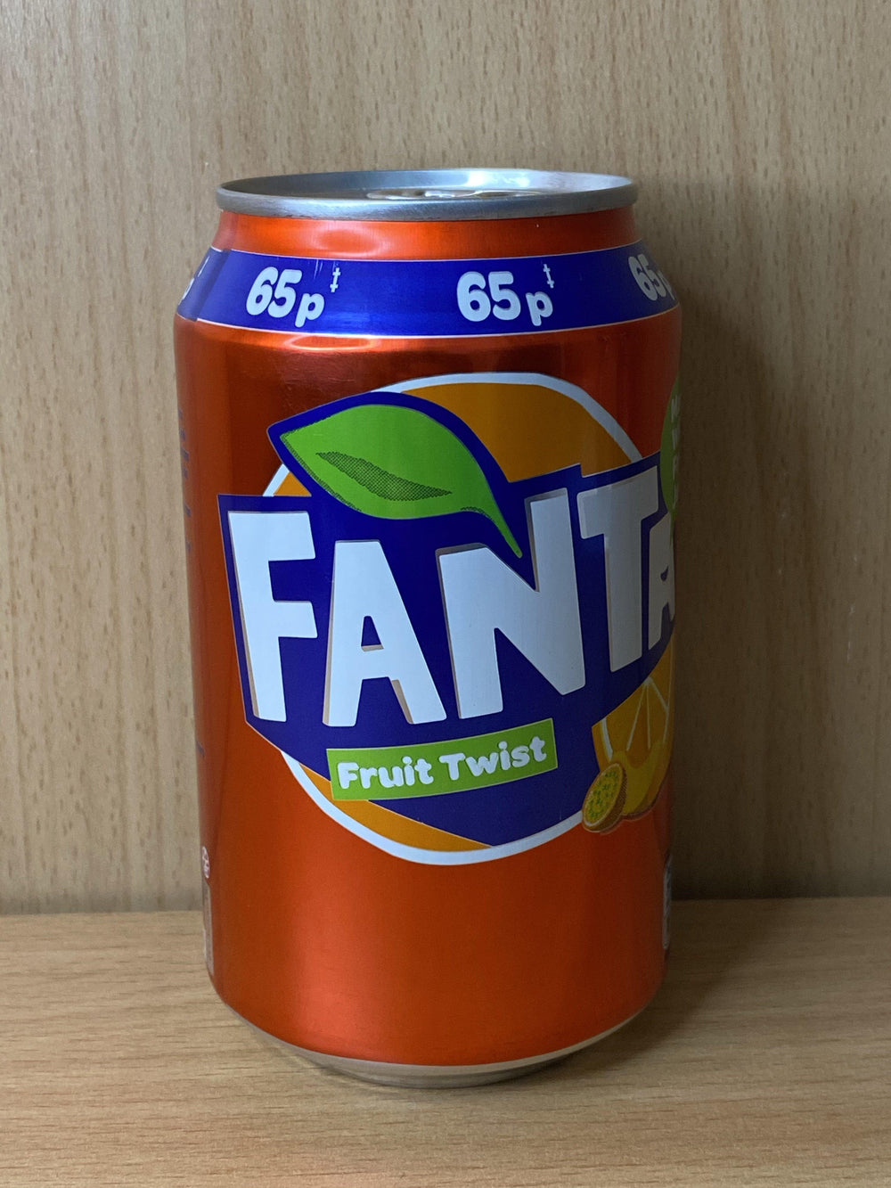 Fanta fruit twist - Woodward's Confection Limited