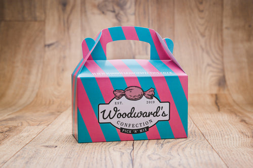 £5 Pick n Mix Box - Woodward's Confection Limited