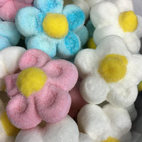Marshmallow flowers - Woodward's Confection