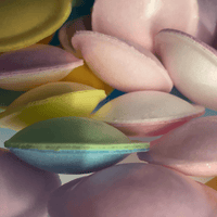 Flying saucers - Woodward's Confection Limited