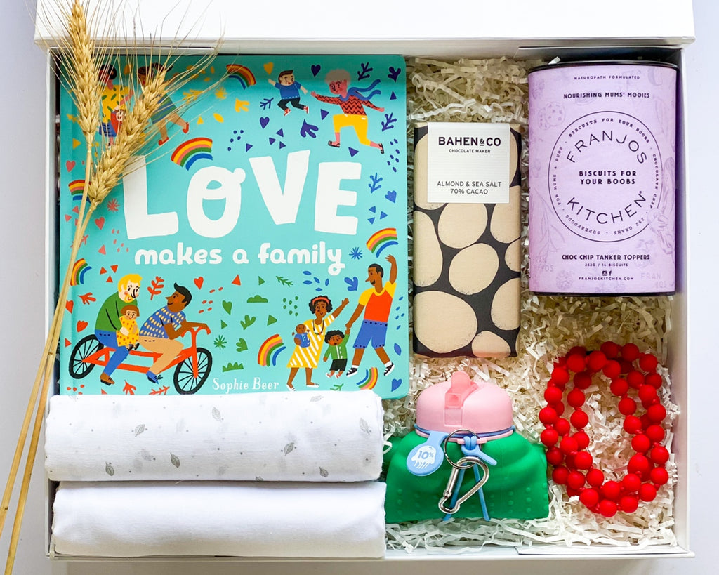 Baby and me gift hamper