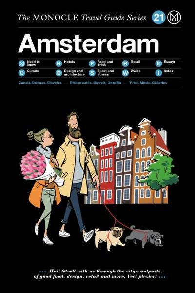 The Monocle Travel Guide Series / 21 Amsterdam