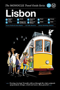 Monocle Travel Guide, 23 Lisbon