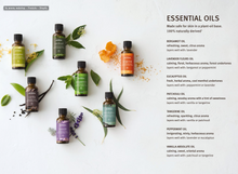 Load image into Gallery viewer, Bergamot essential oil + base