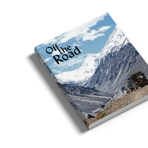 Off the Road, explorers, vans, and life off the beaten track - Gestalten / Travelling