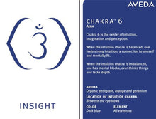 Load image into Gallery viewer, Chakra™ 6 balancing pure-fume™ mist insight