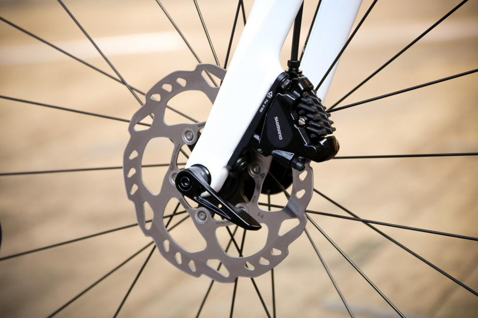 Don't play casually with disc brakes