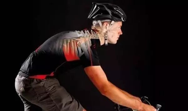 how to correctly prevent cervical pain caused by cycling