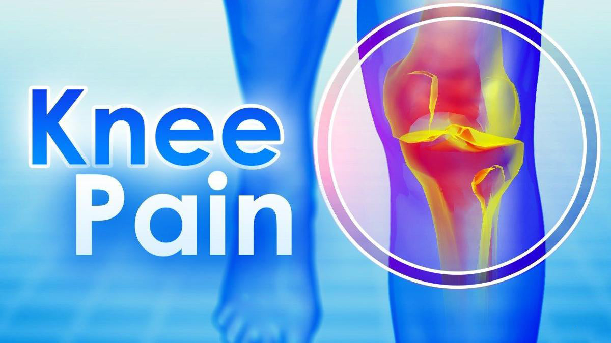 Long-term incorrect cycling posture and cycling habits can cause knee strain