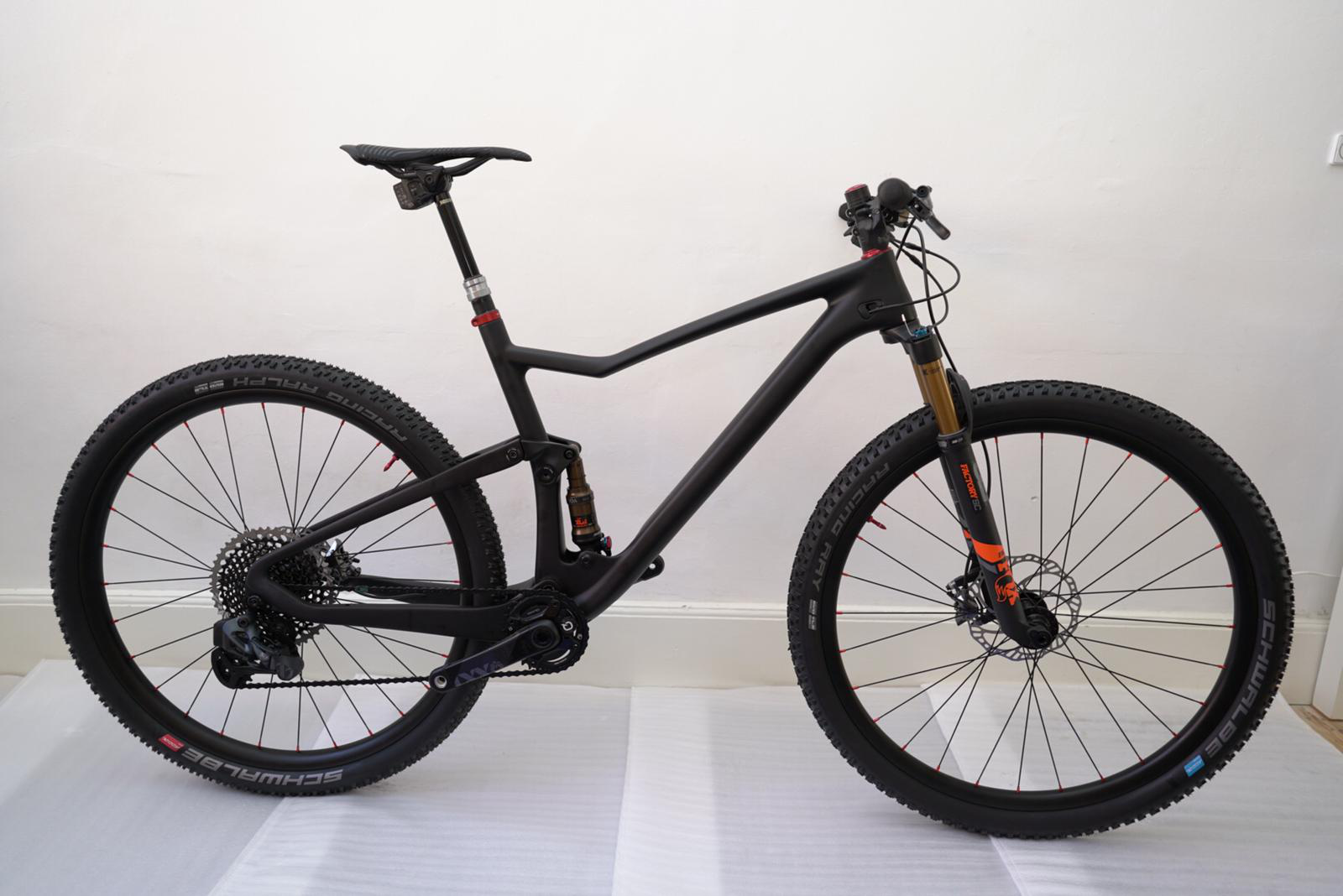 Trifox MFM100 MTB Frame Reviews from Youtube