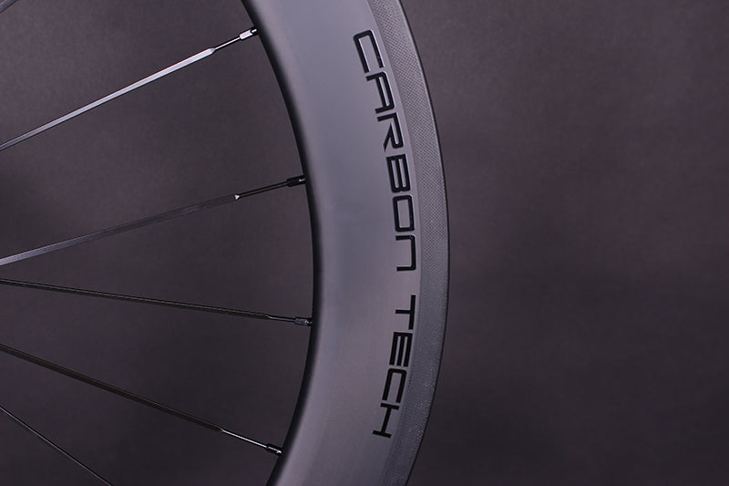 RW100 Quick Release Road Bike Carbon Wheelset