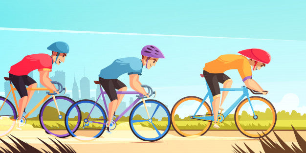 Remember the eight precepts of cycling