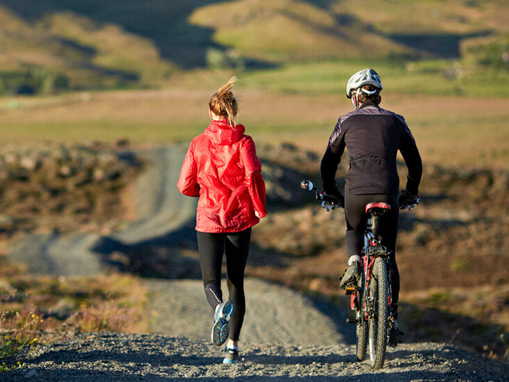 Riding a bicycle is better than walking, preventing various diseases