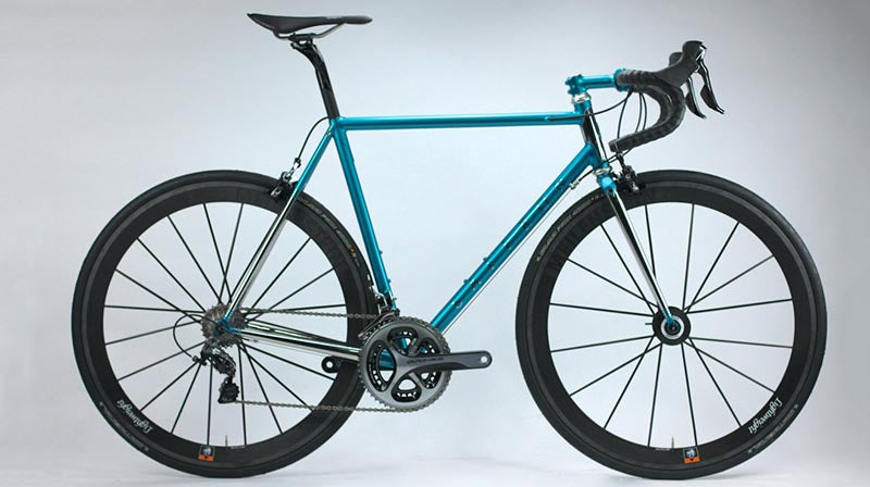 Steel Road Bike