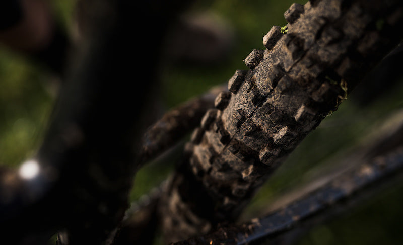 Tire width and teeth of mountain bike tires 6