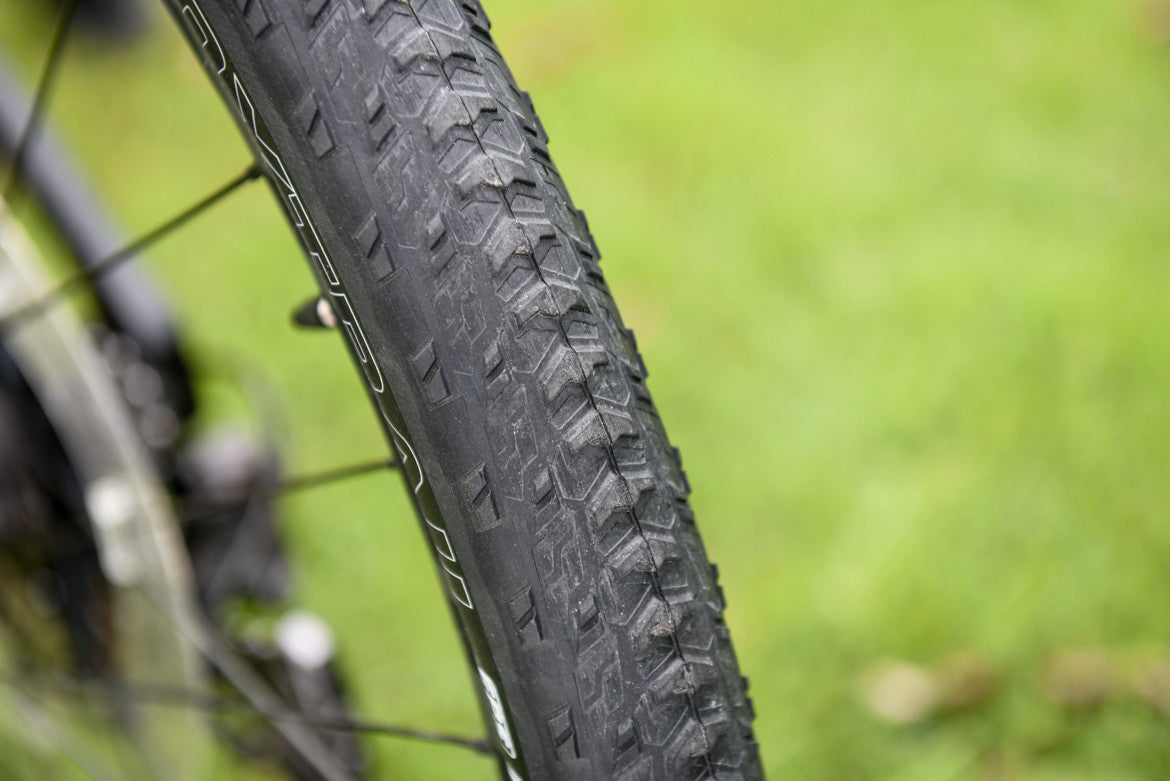 Tire width and teeth of mountain bike tires 7