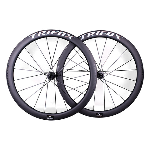 RW100 Thru Axle Carbon Wheelset