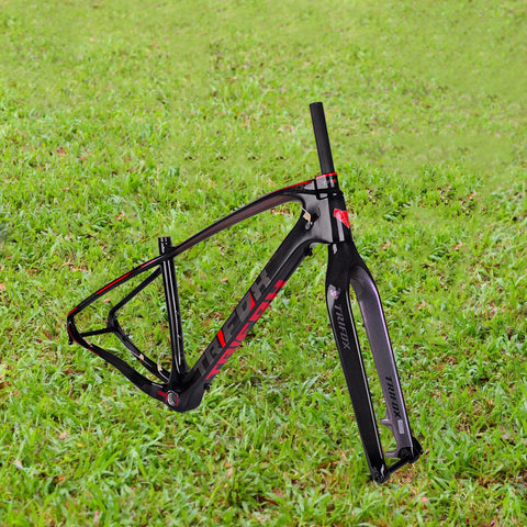 MFT200 29er Carbon MTB Frameset with Fork