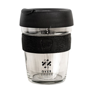 Medium Glass Reusable Coffee Cup - Keep Cup Brew 340ml (12oz)