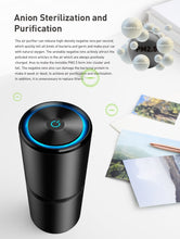 Load image into Gallery viewer, Car Air Purifier-FC2