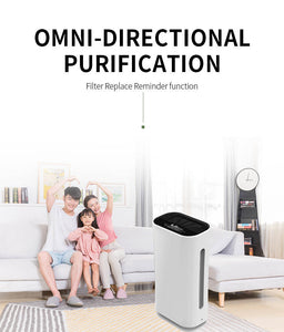 Home Air Purifier - 4 Stage Filtration