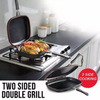 NATUREKNACK™ Double Sided Grill Pan
