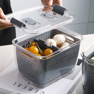 Fresh Produce ™ Vegetable Fruit Storage Containers