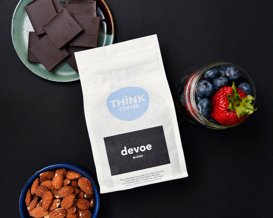 Devoe Blend Monthly Subscription 3 months
