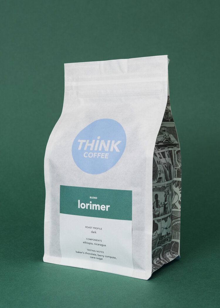 Lorimer Blend Weekly Subscription