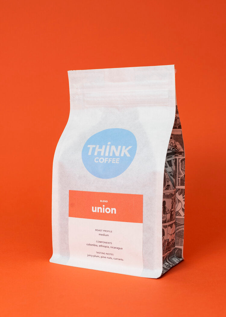 Union Blend Monthly Subscription 6 months