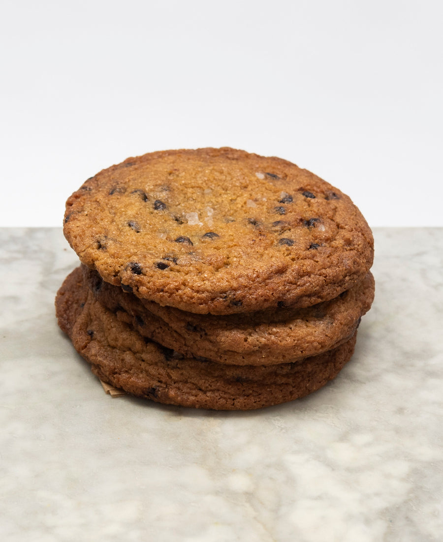 Salted Chocolate Chip Cookies Image 2