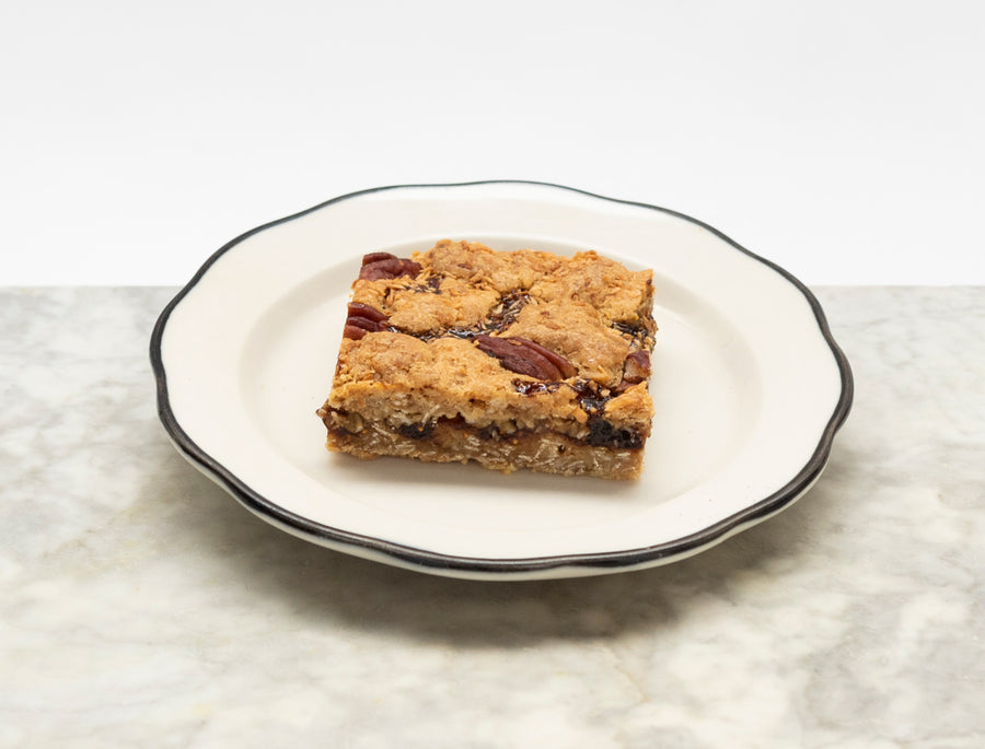 Fig Coconut Pecan Bars