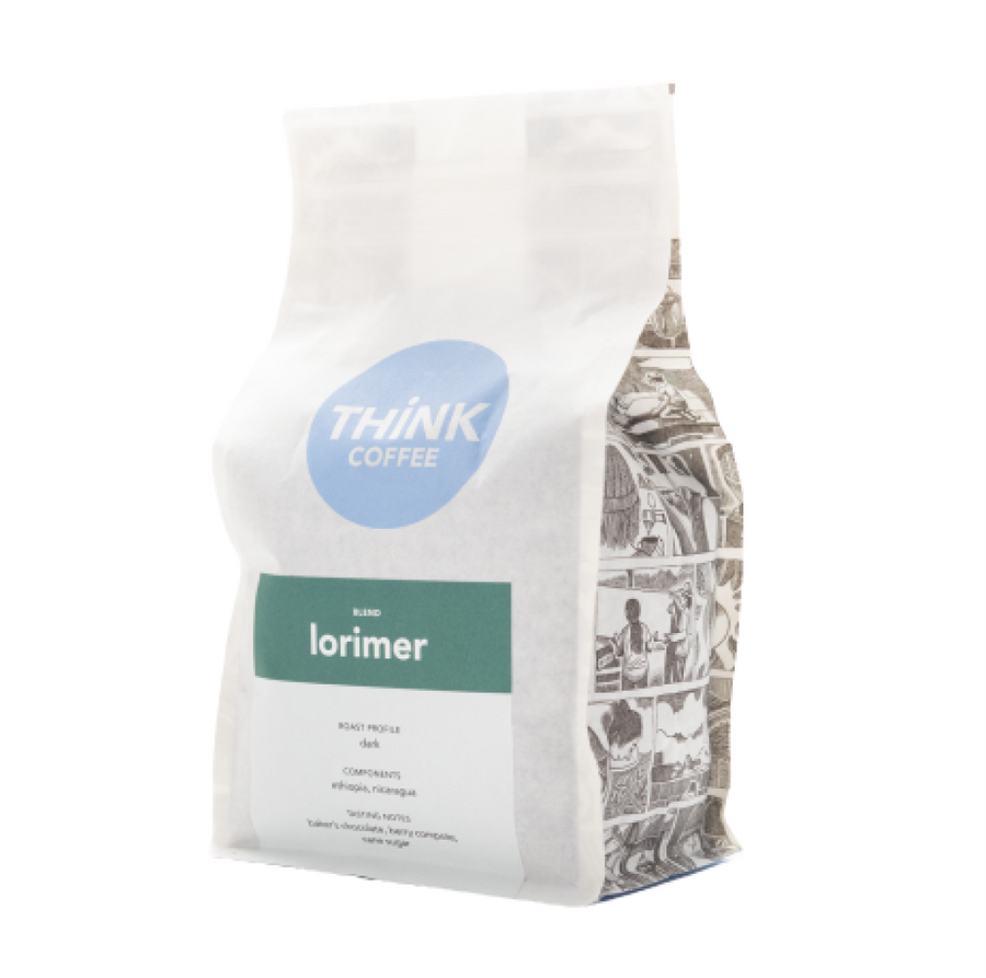Lorimer Blend Monthly Subscription 6 months