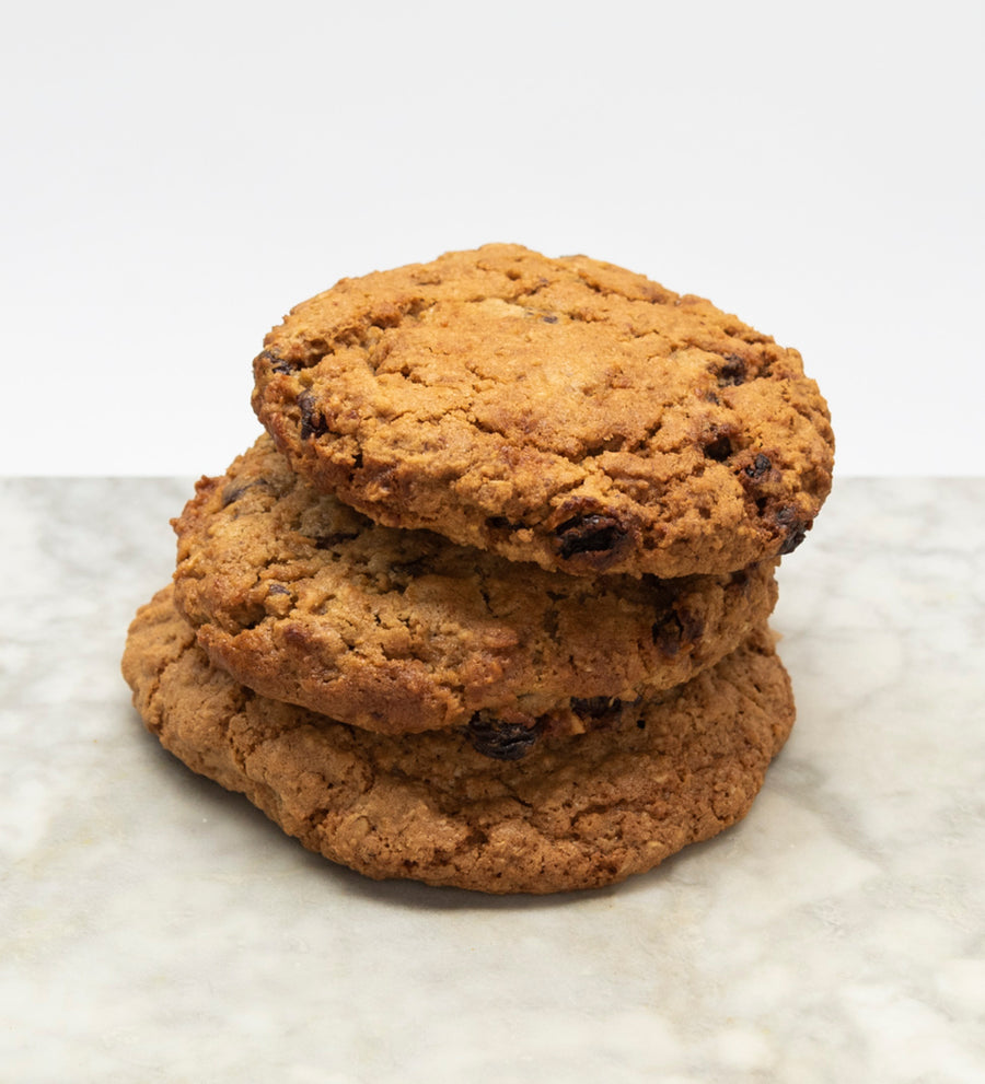 Oatmeal Raisin Cookies Image 3