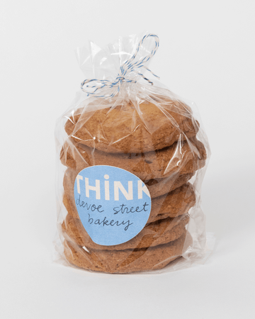 Salted Chocolate Chip Cookies Weekly Subscription