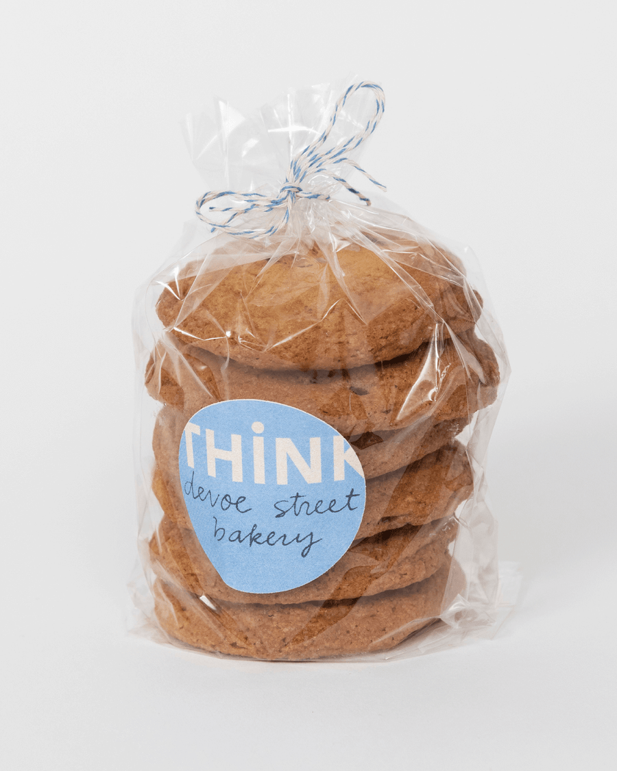 Salted Chocolate Chip Cookies Monthly Subscription 3 months