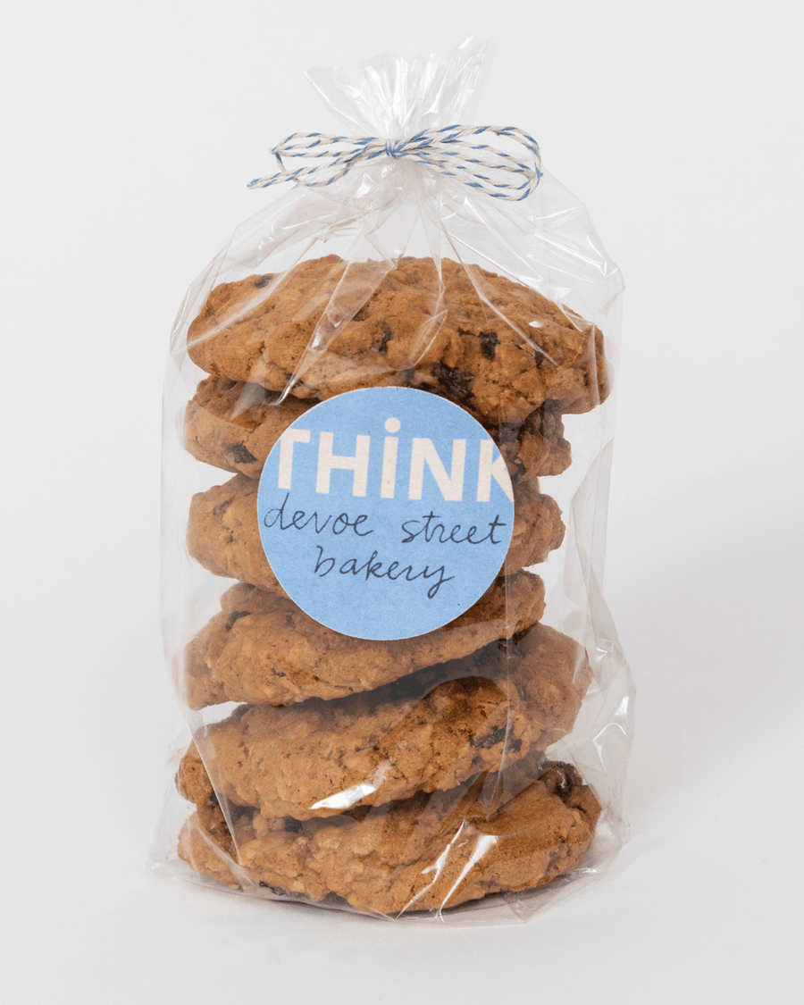 Oatmeal Raisin Cookies Monthly Subscription