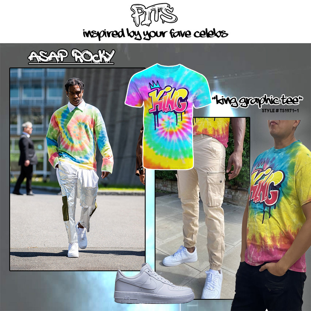 FITS INSPIRED BY YOUR FAVORITE CELEBS