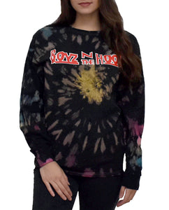 Boyz n the Hood Tie Dye Long Sleeve Shirt - Hype Means Nothing