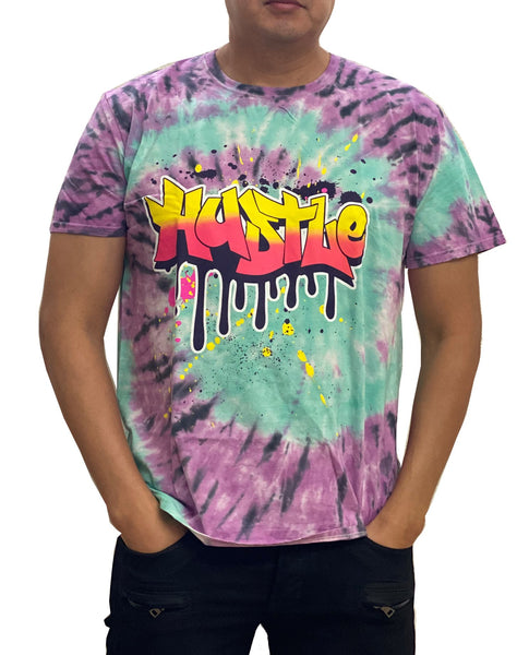 Hustle Graphic T-Shirt - Hype Means Nothing