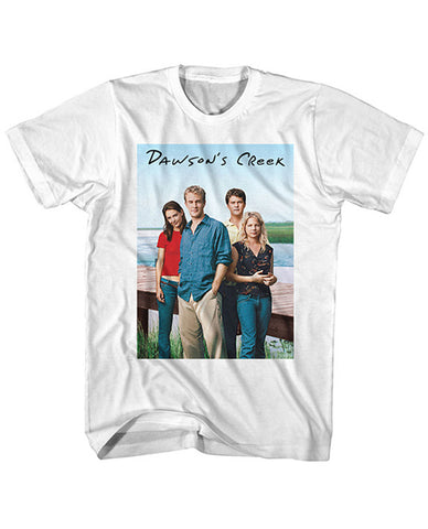 Dawson's Creek Graphic T-Shirt - Hype Means Nothing