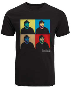 Boyz n the Hood Graphic T-Shirt - Warhol Inspired - Hype Means Nothing