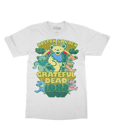 Grateful Dead 1982 Tee - Hype Means Nothing