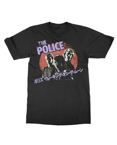 The Police Graphic Tee - Hype Means Nothing