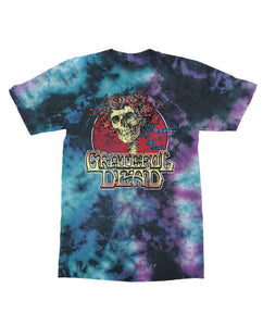 Grateful Dead Tie Dye Graphic Tee - Hype Means Nothing