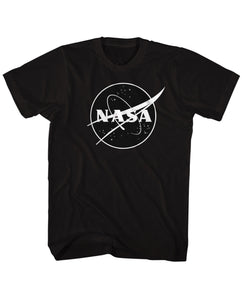 Nasa Logo Tee - Hype Means Nothing