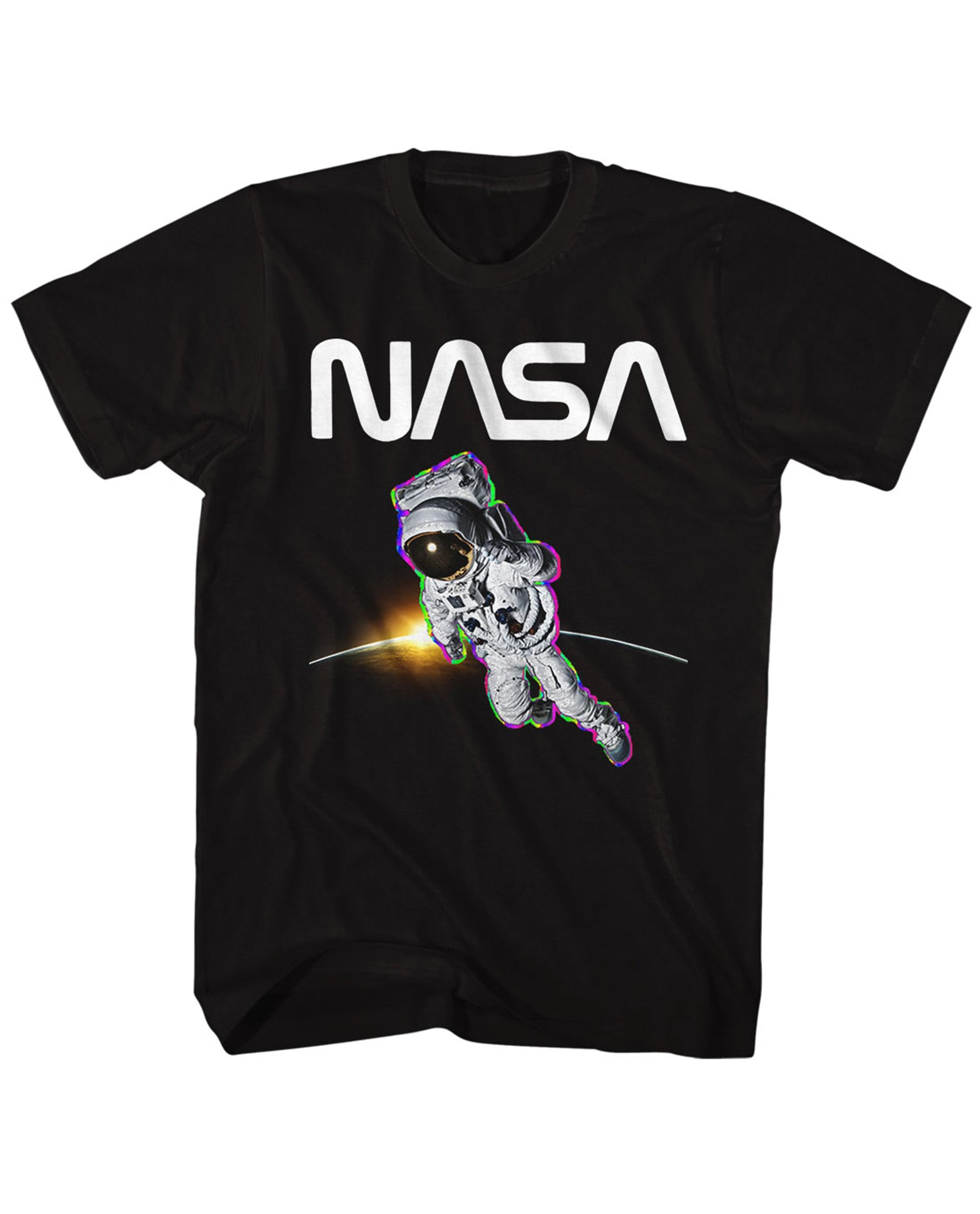 Nasa Moon Man Tee - Hype Means Nothing